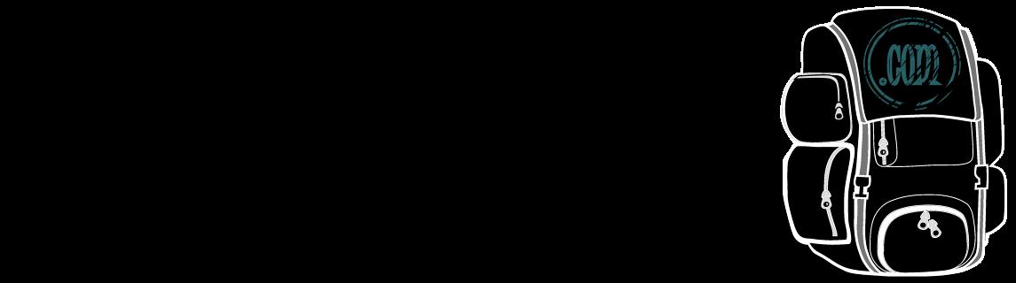 Con Un Par De Mochilas